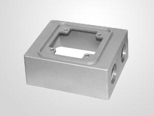 电机接线盒