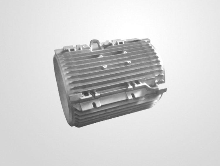 常熟电机外壳100系列
