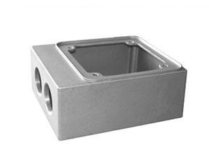 液压机械铝制品