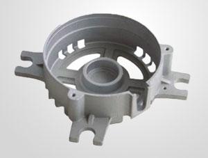 Air conditioner motor parts