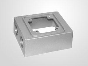 Motor terminal box